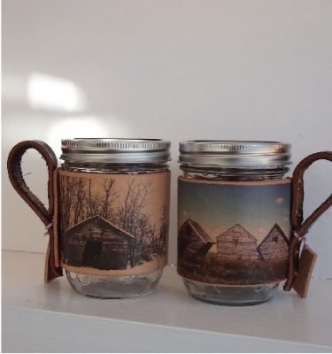 blue dirt girl best mason jar pics