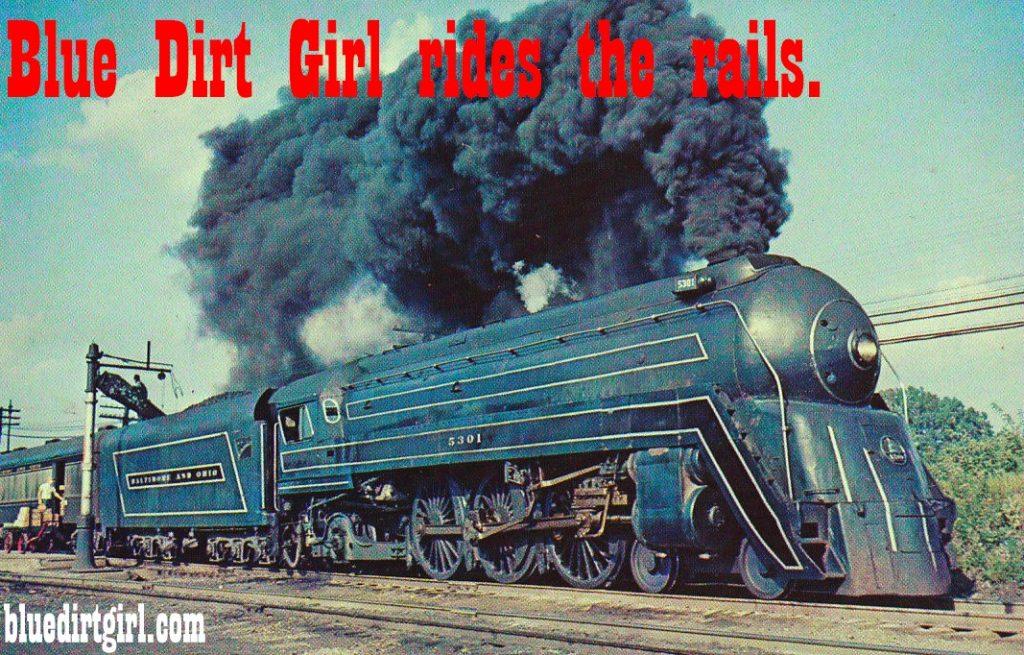 blue dirt girl VIa '19 cooper image