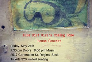 BDG Regina House Concert