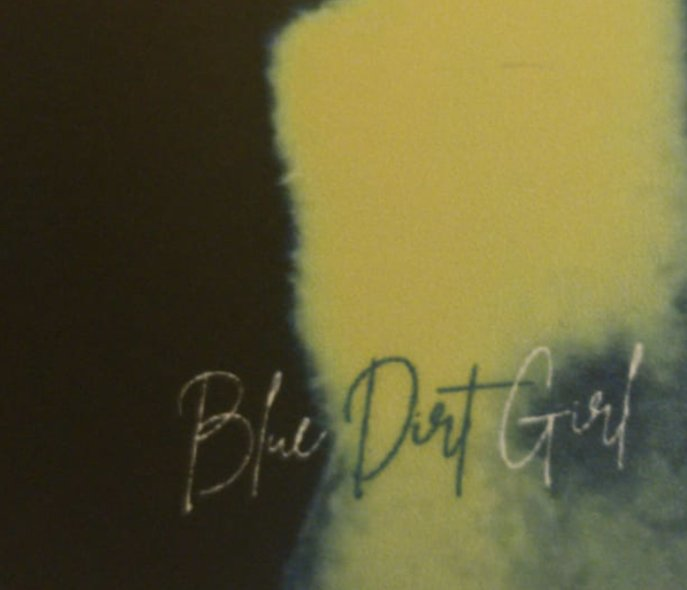 music releases 2020 kiki yee photo teaser bit for Blue Dirt Girl EP 2020