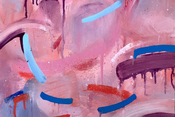 Blue Dirt Girl new music 2021 EP josh klassen video teaser for BLOOD